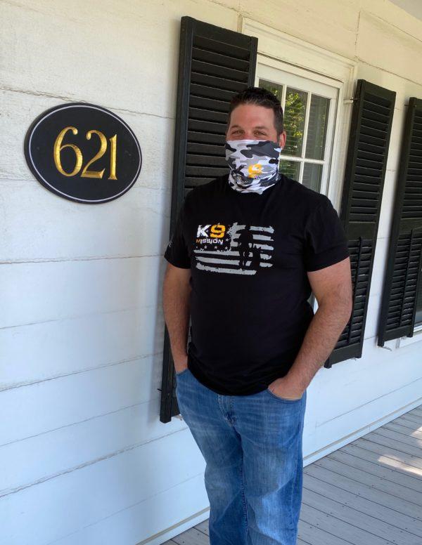 k9 mission mask